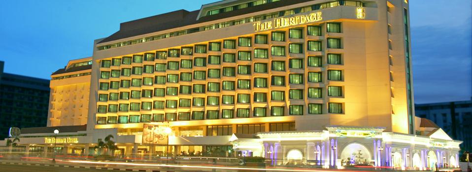 ザ・ヘリテージ・ホテル