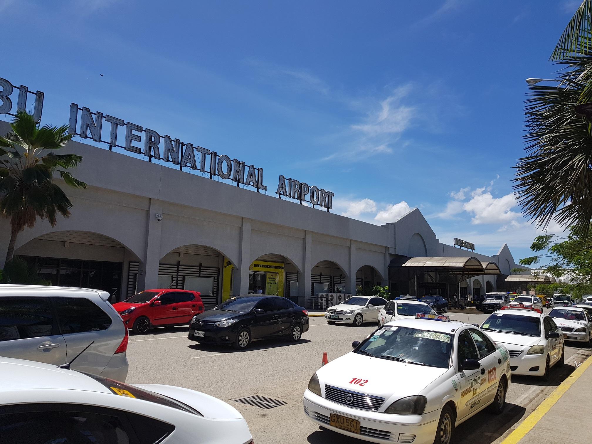 セブの新国際ターミナルのサムネイル