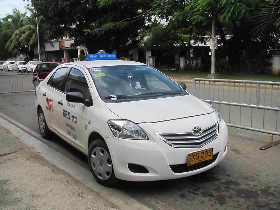 セブの交通事情 (タクシー場合)のサムネイル