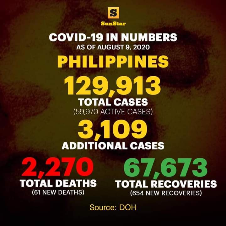 フィリピンの新型コロナウイルス感染者情報14のサムネイル