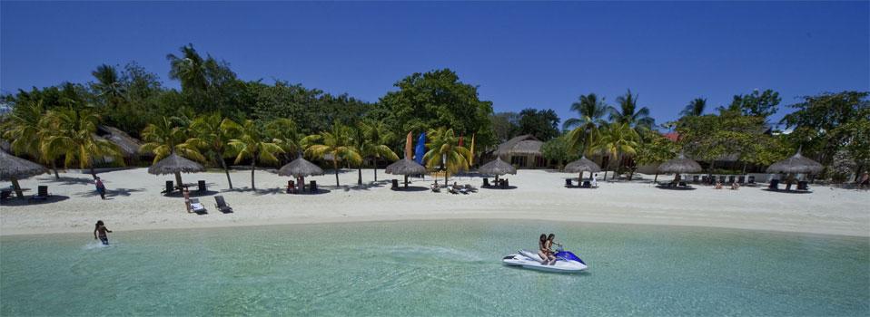ブルーウォーター マリバゴ ビーチ リゾート画像