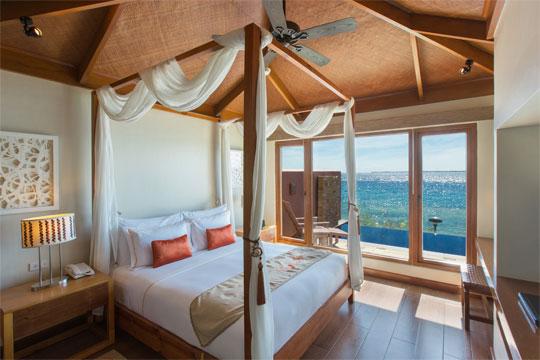 クリムソン リゾート&スパ マクタン 1ベッドルームオーシャンフロントヴィラ(イメージ)