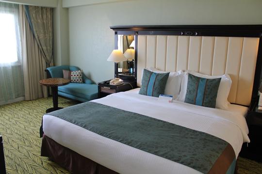 Jパークアイランドリゾート&ウォーターパーク 1ベッドルームスイートガーデン(イメージ)
