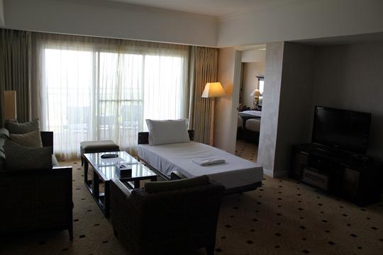 Jパークアイランドリゾート&ウォーターパーク セブスイートガーデンビュー / 2ベッドルーム(イメージ)